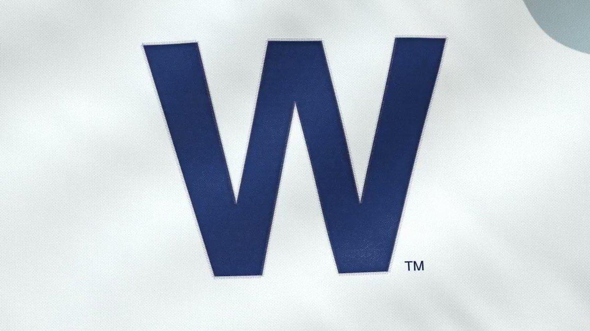 Cubs win!  Final: #Cubs 4, Brewers 2.