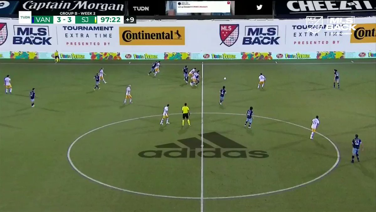 All. The. Drama. 👀  Check out all of the laaaate goals from the #MLSisBack Tournament: https://t.co/1PPOtnR4QF