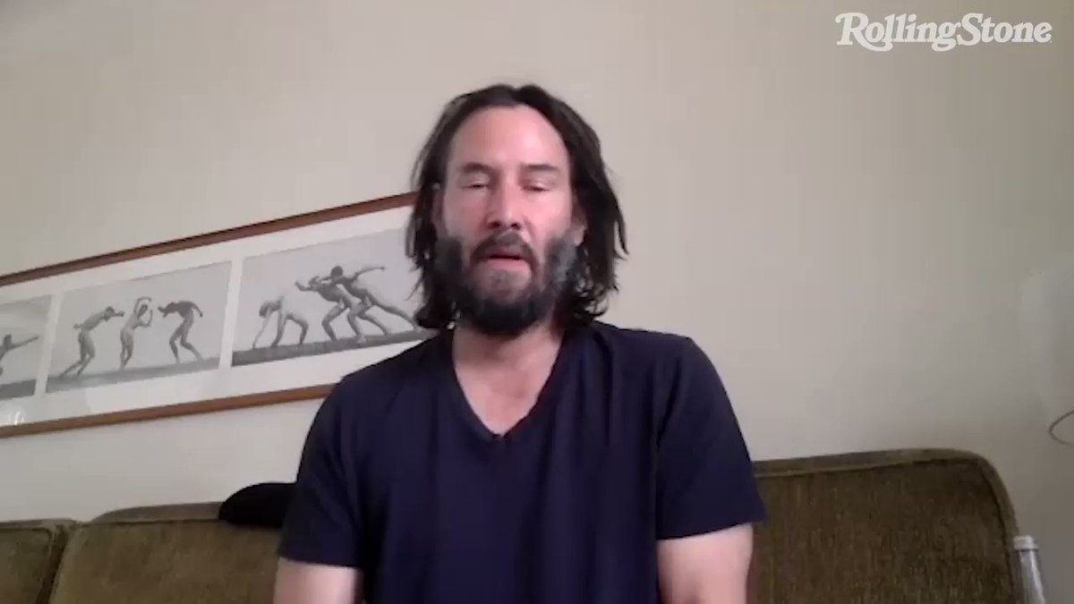Keanu Reeves and Alex Winter talk 'Bill & Ted Face the Music,' why it took so long to make, and their bass-playing jam sessions https://t.co/i3IF7f0mIU https://t.co/82ReFvck2o