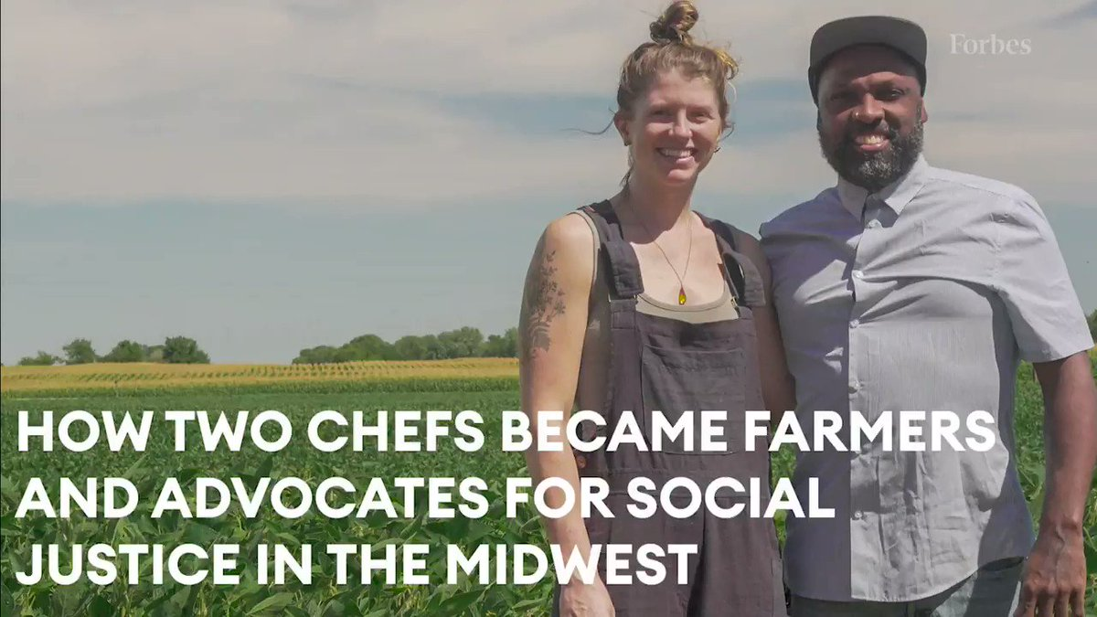 How two Minnesota chefs became farmers and advocates for social justice in the Midwest