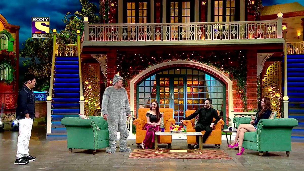 Apne anokhe andaaz se kar dega comedy ka house full, taiyaar ho jayein milne humare new family member Mitti Mouse aaj raat #TheKapilSharmaShow par 9:30 baje. @KapilSharmaK9 @kikusharda @haanjichandan @Krushna_KAS @bharti_lalli @sumona24 @banijayasia @MikaSingh @shefalijariwala