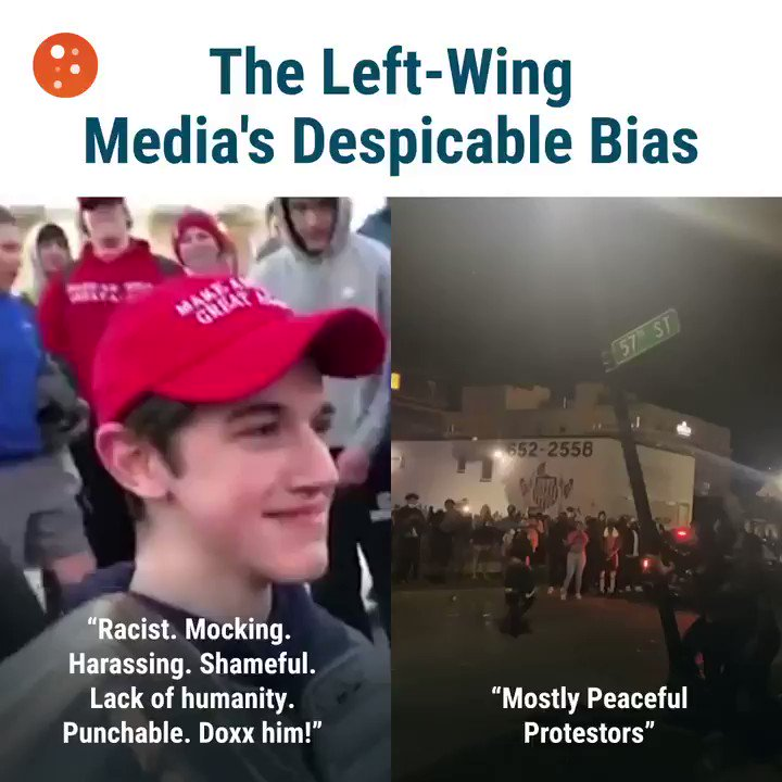 Image for the Tweet beginning: The mainstream media doesn't even