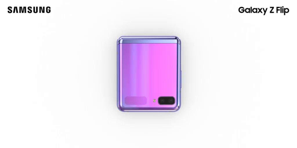 Galaxy Z Flip. Πρωτοποριακός σχεδιασμός που ταιριάζει με το style σου. #DoWhatYouCant #GalaxyZFlip https://t.co/FIga5ULgtM https://t.co/uqBguPJcdQ