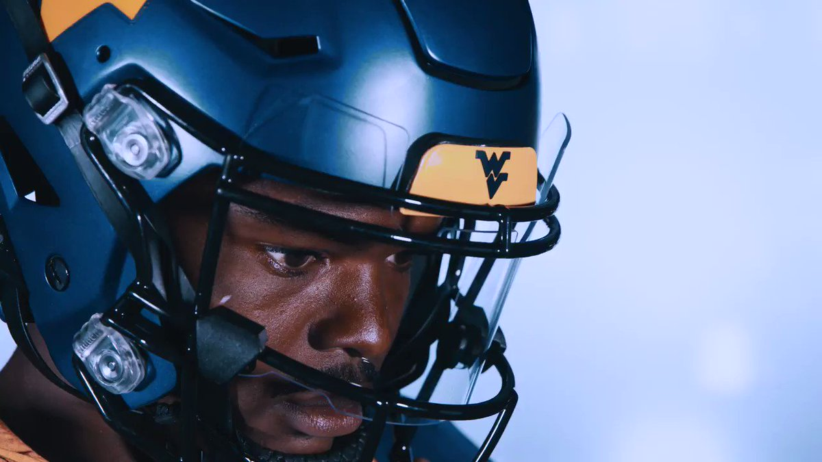 @WVUfootball's photo on Leddie Brown