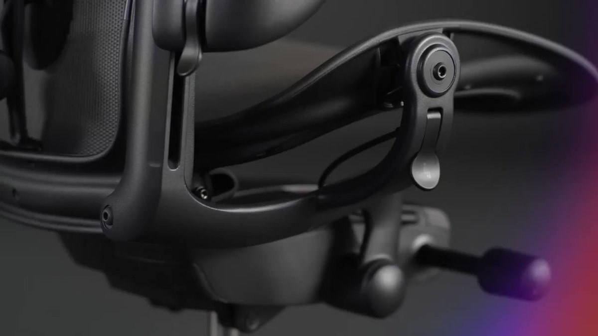 The Aeron Chair can be found in pro-sports locker rooms, recording studios, the MoMA permanent collection, and now, with you and your gaming setup. Learn more and shop now so you can play in an icon: https://t.co/izP22wWh57 #hmgaming https://t.co/wMtZ9aOzuQ