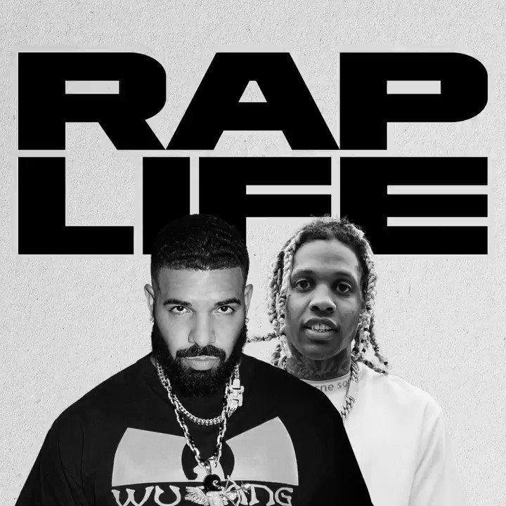 "Today on #RapLife: ""Laugh Now Cry Later"" @Drake x @lildurk. Listen now: apple.co/RapLife"