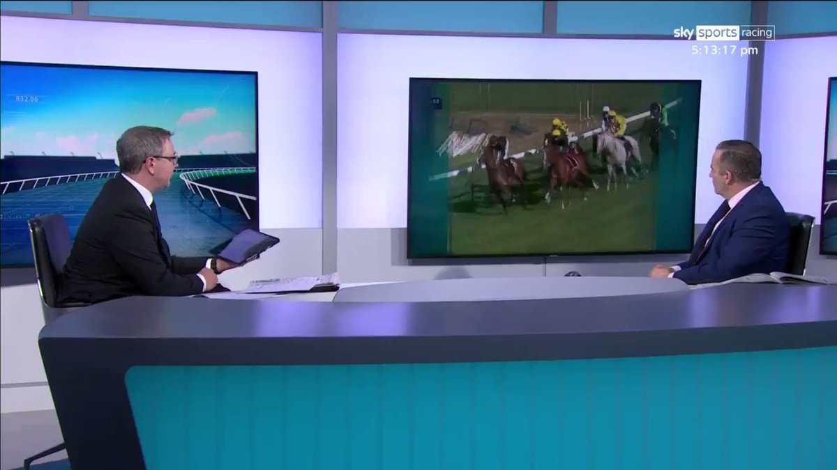 """""""The Prix Vermeille fillies were 25 lengths ahead and the Grand Prix de Paris colts were nearly a furlong ahead at halfway"""" - @LynchySSR assesses the slow pace of the Prix Foy which didn't help Stradivarius and @FrankieDettori…"""