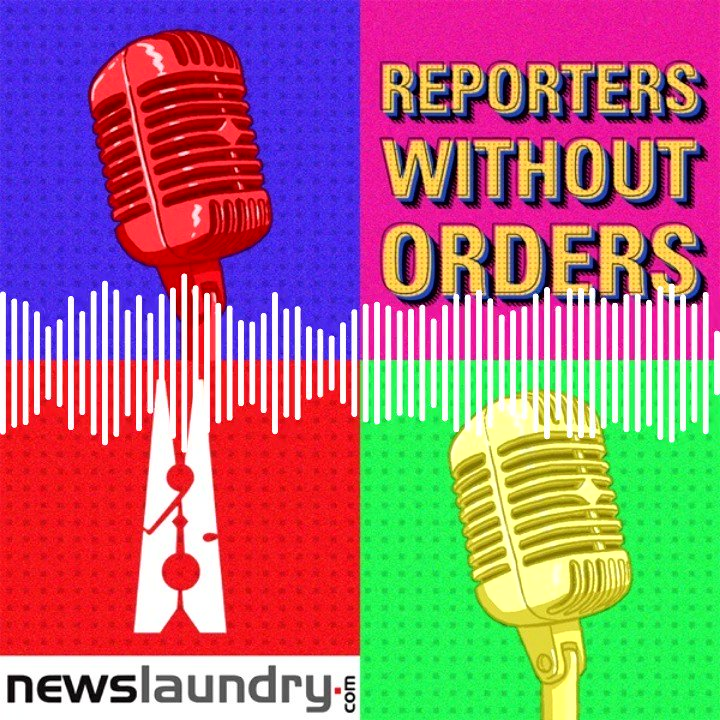 #ReportersWithoutOrders | @NidhiSuresh_ speaks to @snigdhasharma9 about her report on exploring the psyche of the online cult behind #JusticeforSSR and explains why the answers she received were surprising. Tune in! bit.ly/RWOEp132