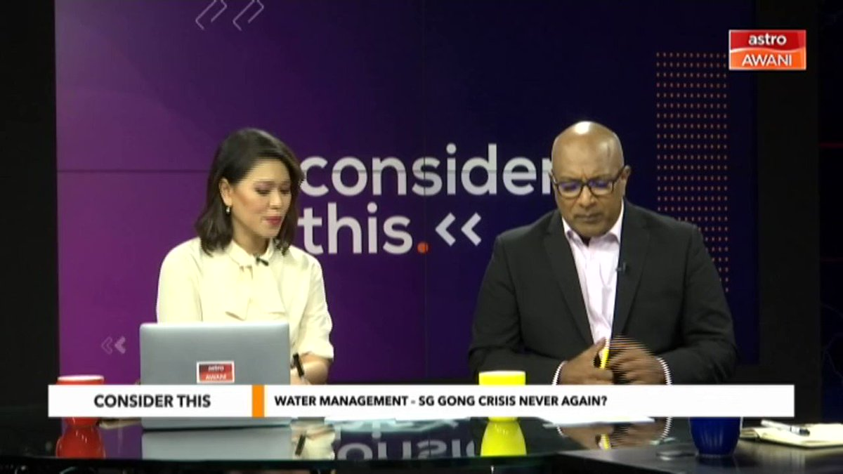 Not a lot of us understand how water gets to our taps, @melisa_idris & @SharaadKuttan ask @piaraAWER to explain the process from water sources to our homes. Watch #ConsiderThis at bit.ly/ConsiderThis20
