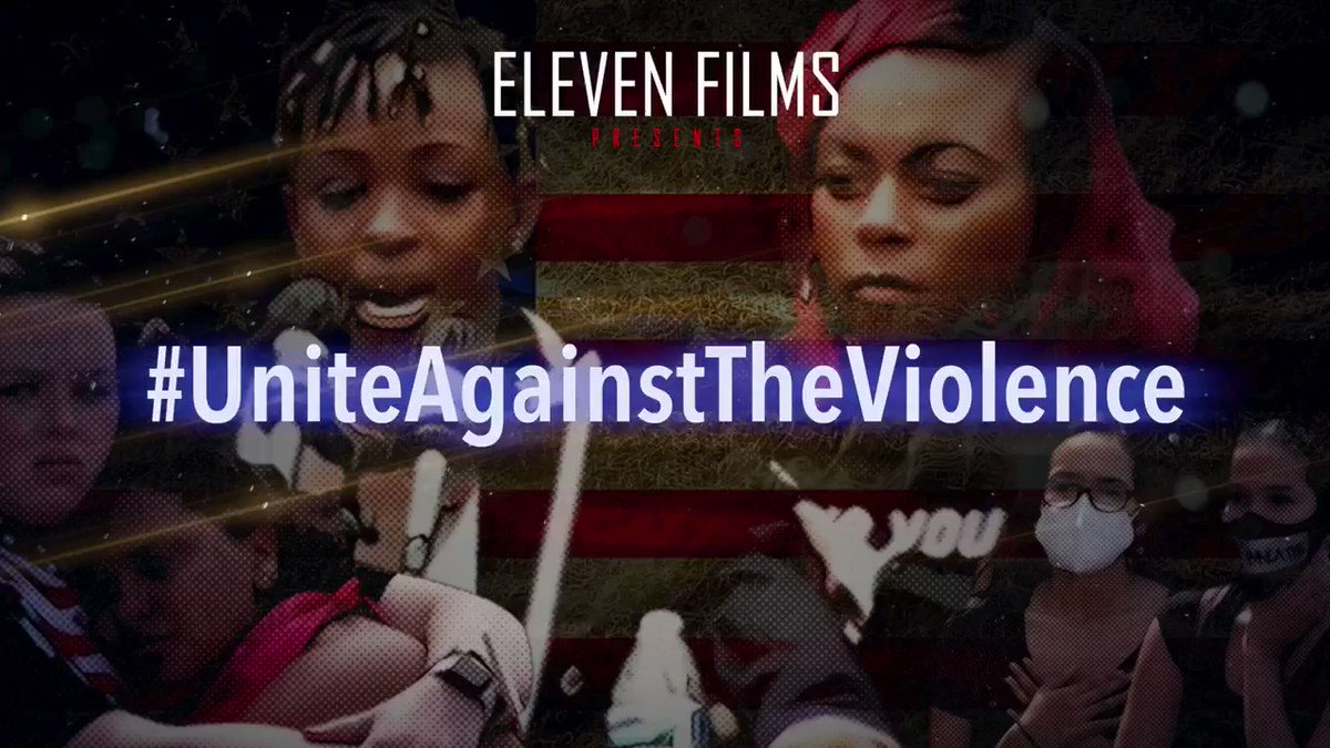@ThePubliusUSA BREAKING: New from Eleven Films  We must stand. We must fight. But not with violence and chaos.  #UniteAgainstTheViolence RT https://t.co/YtTRfVgWel