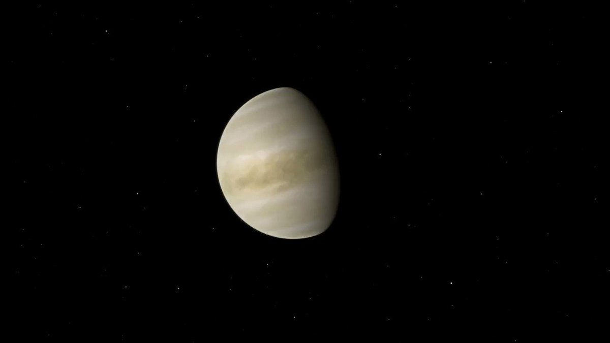 An international team of scientists say they have found potential signs of life on the planet Venus. More here: https://t.co/YyhTExobgi https://t.co/DS9jSTw0b7