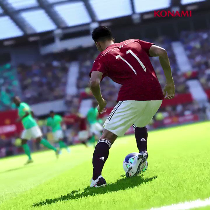 eFootball #PES2021 SEASON UPDATE is available to play today 🎮 Get to grips with the fully updated @OfficialPES squad in the #MUFC edition 👇 Playstation: bit.ly/2H0lhZH Xbox: bit.ly/2FCMReE Steam: bit.ly/3bXDBhj