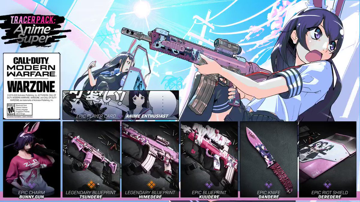 Call Of Duty On Twitter Pretty Pink Deadly This Is The Tracer Pack Anime Super Available Now In The Store For Modernwarfare And Warzone Https T Co Plcbg1ygky Violet tendencies is a 2010 romantic comedy film directed by casper andreas, written by jesse archer, and starring mindy cohn and marcus patrick. tracer pack anime super