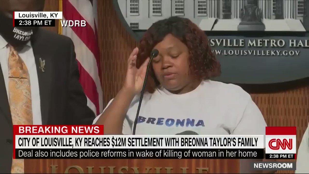 @CNN's photo on Breonna Taylor