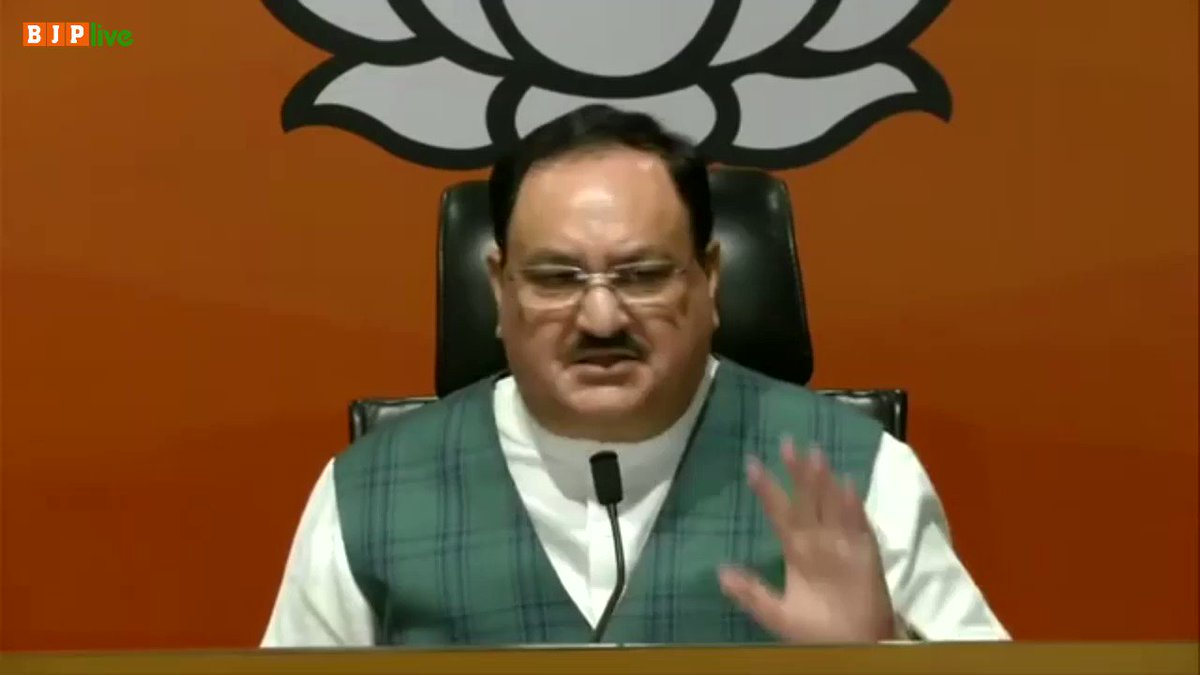 Congress promised to repeal APMC Act and make agriculture trade free from all restrictions. It also promised to replace The Essential Commodities Act 1955 saying it belonged to an age of controls. Today, their opposition to these reforms exposes their duality. -Shri @JPNadda