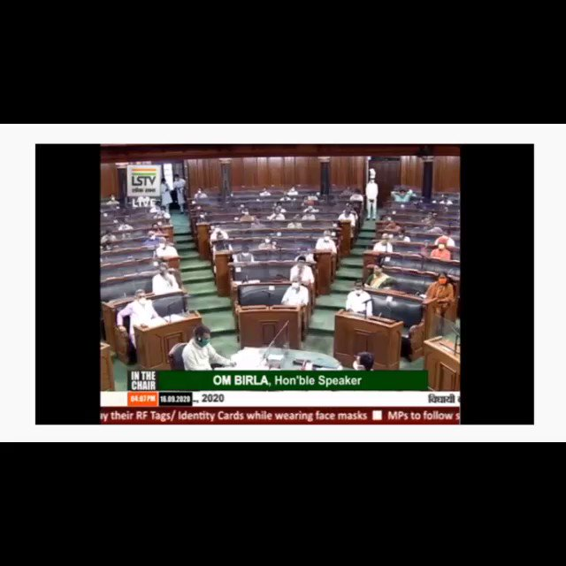 Smt. @nsitharaman moves that the Bill further to amend the Banking Regulation Act, 1949, be taken into consideration. Also to move that the Bill be passed. ( Video part 2)