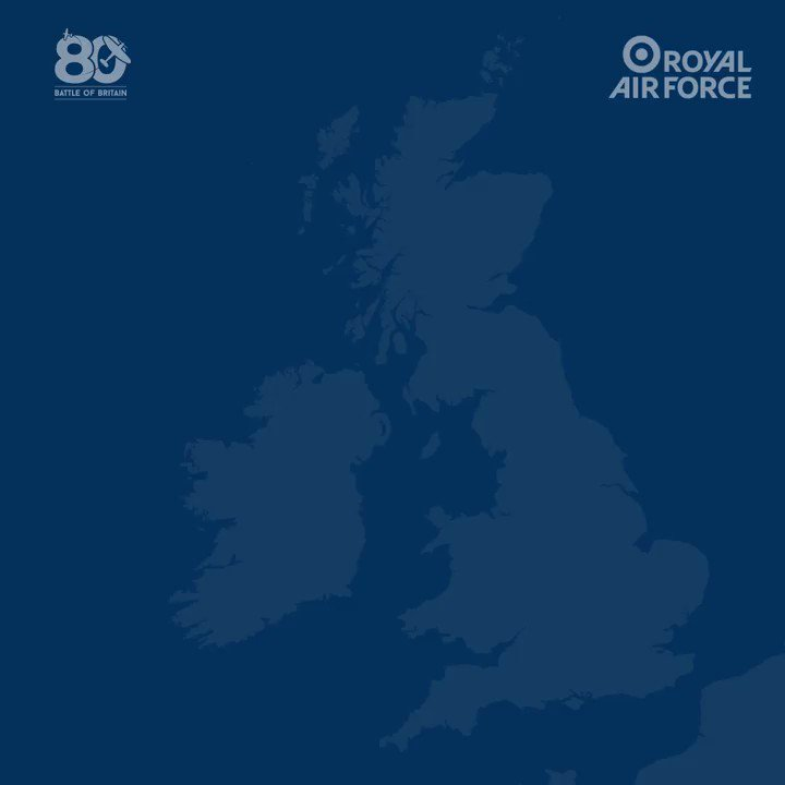 Cutting-edge radar technology gave the RAF a crucial advantage in the Battle of Britain. In 1935 an experiment had shown that radio waves could be used to detect aircraft. By 1940, the UK had the world's most advanced radar network. raf.mod.uk/our-organisati… #DetectAndDefend