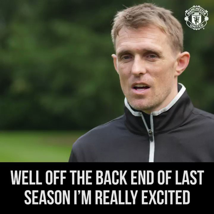 Great to hear from Fletch ahead of our 2020/21 #PL opener! 🔴 #MUFC