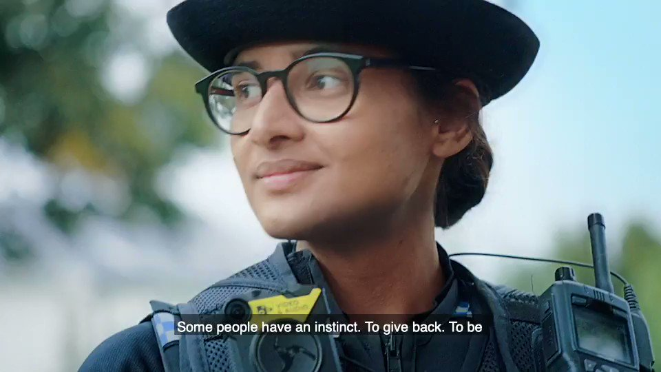 The national campaign to recruit 20,000 more police officers continues. #JoinThePolice and make a difference. Visit: joiningthepolice.co.uk