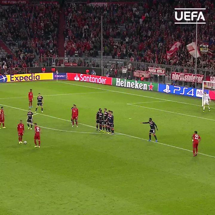 🔝 Thiago Alcántara assists...   @Thiago6 | #UCL https://t.co/K7hVW9OfFG