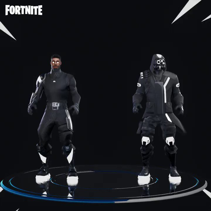 Who said love doesn't last forever? Grab the Last Forever Emote, by Ayo & Teo in the Item Shop now!