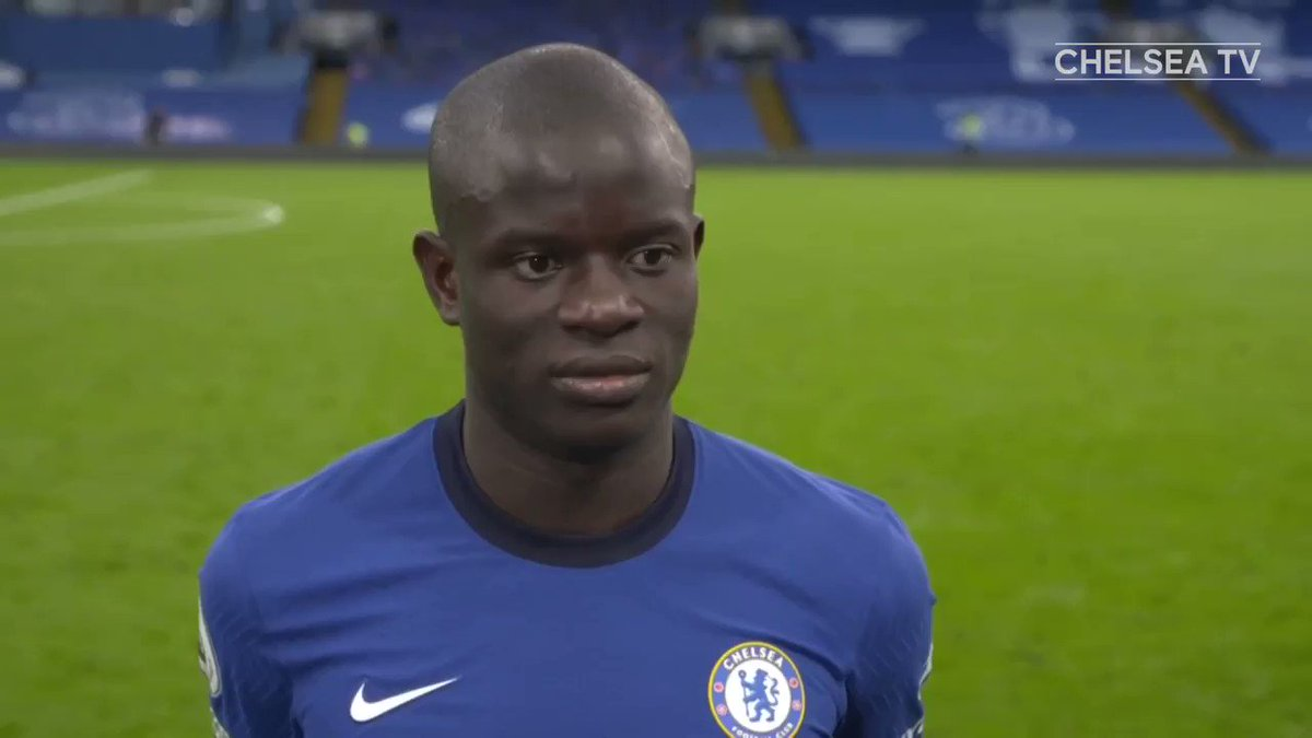 NGolo Kante reflects on a difficult defeat at the Bridge...