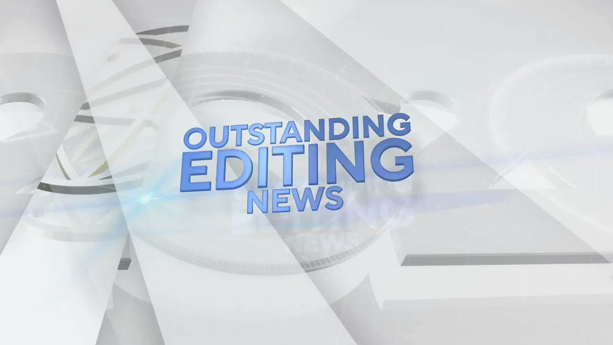 The #NewsEmmy Award in Editing: News goes to... The Weekly │ @TheWeekly @FXNetworks https://t.co/DhxWqJgGTW