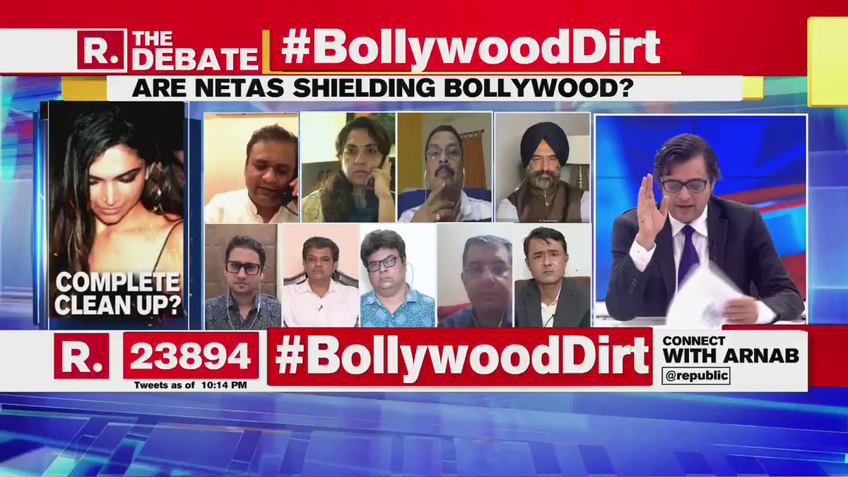 #BollywoodDirt | People have no right to speak the truth? Are these Bollywood bigwigs above the law?: Manjinder Singh Sirsa - Sr Leader, SAD https://t.co/H9FXnBN5L3