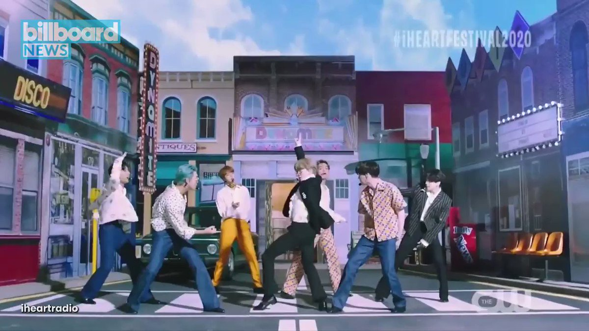 BTS is gearing up for a week-long takeover of 'The Tonight Show.' #BillboardNews