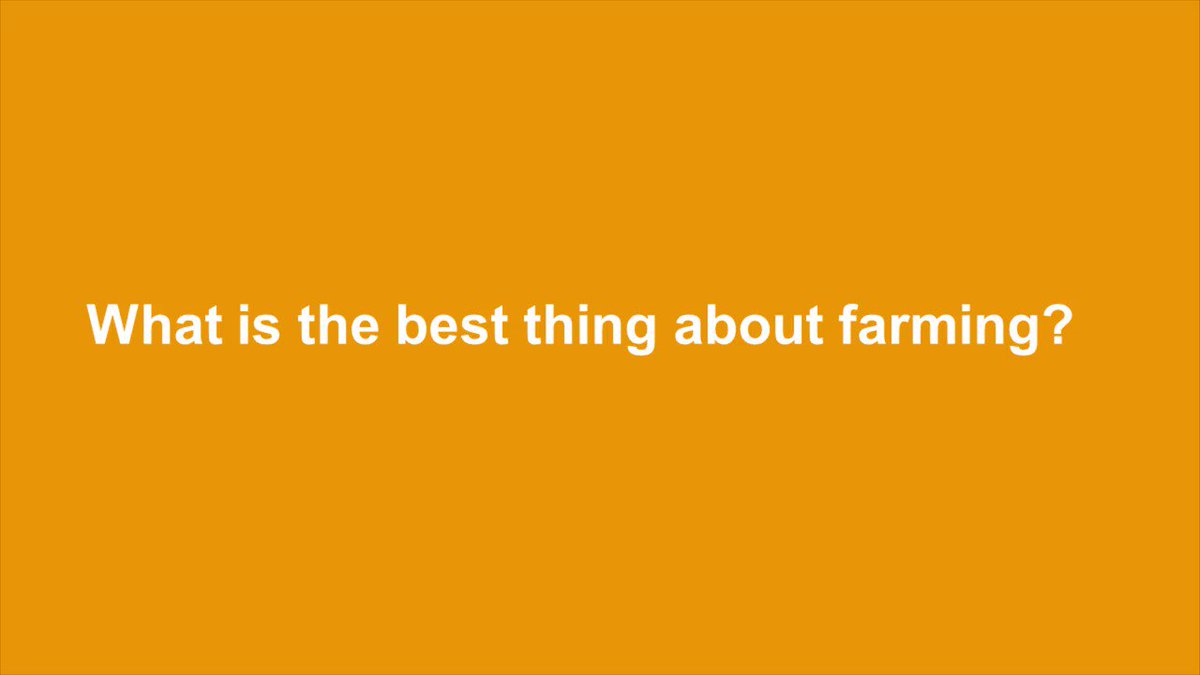Hannah, Alex and Mike share their passion about farming with Jamie & James from @sortedfood 🙌 What are YOUR favorite things about farming? Let us know! Watch the full video on our website: https://t.co/Y2jzYw9Srz #SORTEDxBASF #BASFInAg https://t.co/QpawiBl4oW