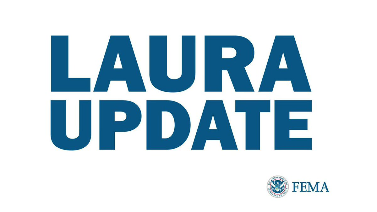 Operation Blue Roof is active in Louisiana. It is a priority mission managed by USACE for @fema. Operation #BlueRoof provides homeowners with fiber-reinforced sheeting to cover their damaged roofs after #Laura until arrangements can be made for permanent repairs.