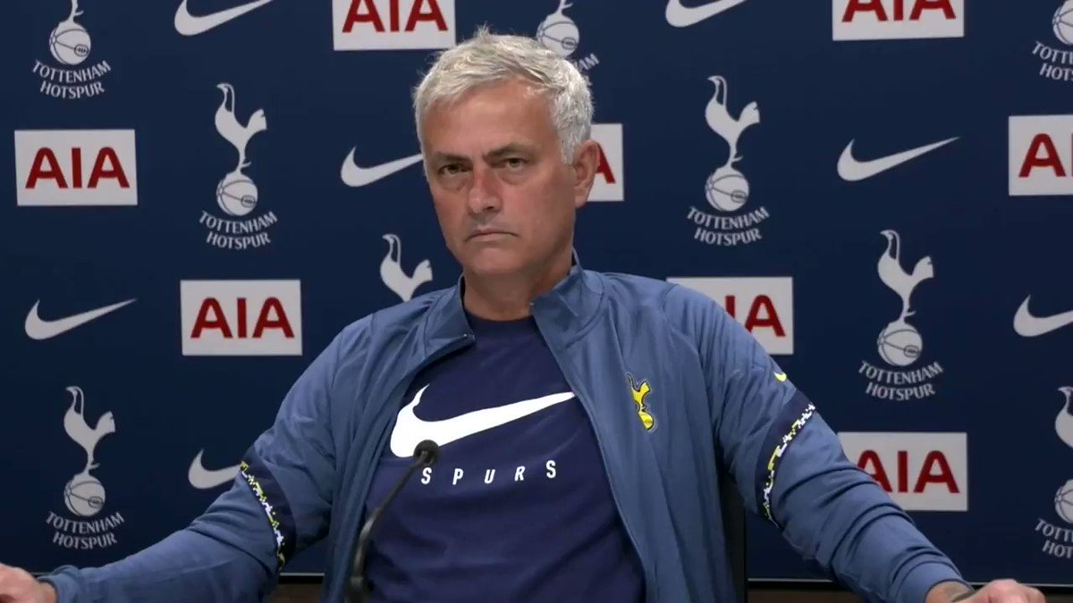 He always told me to be like you, he raised me to be like you. A touching moment as Jose Mourinho helps pay tribute to Macedonian journalists late father.