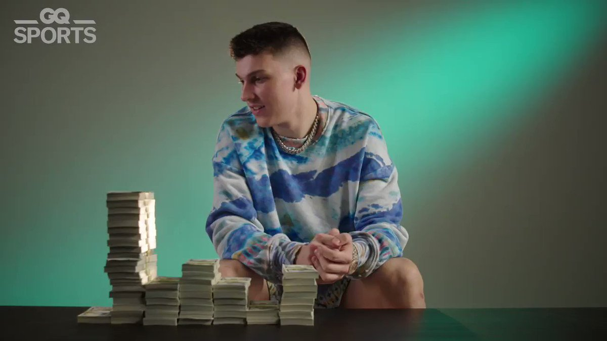 Here's how Miami Heat rookie Tyler Herro spent his first $1M in the NBA #GQMyFirstMillion