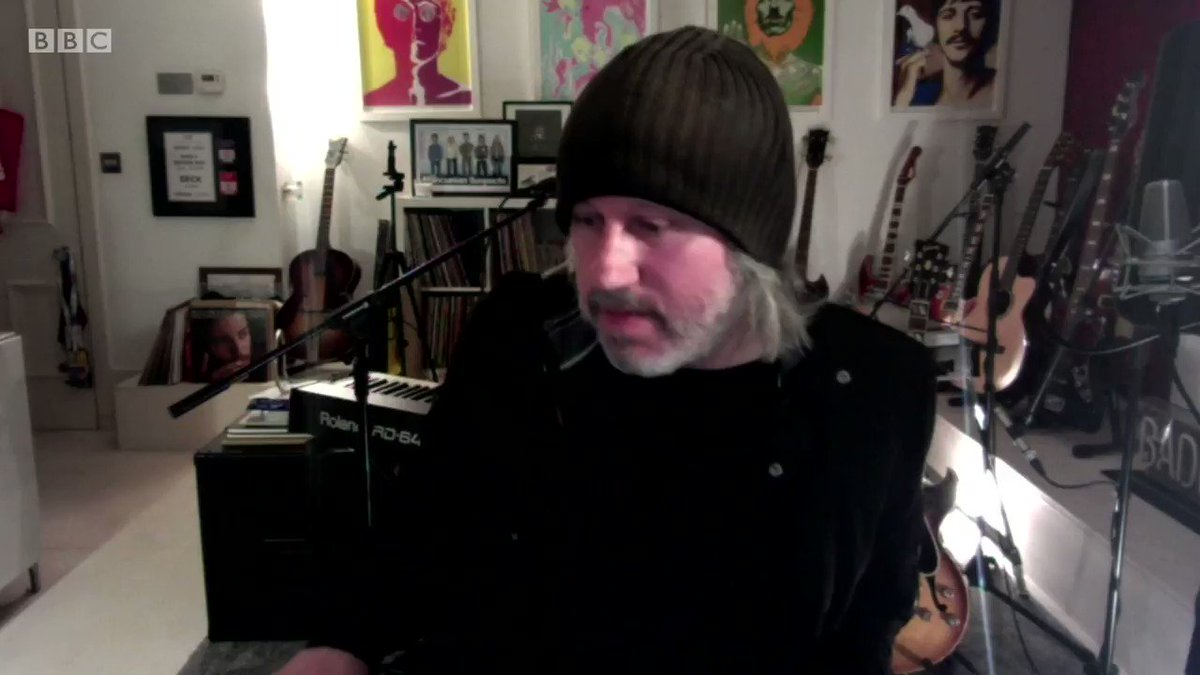 """""""To use the word viable is ridiculous… it means nothing. All these jobs are viable because they will come back.""""  Musician Damon Gough says there needs to be more financial support for those in the creative industries  #Newsnight 