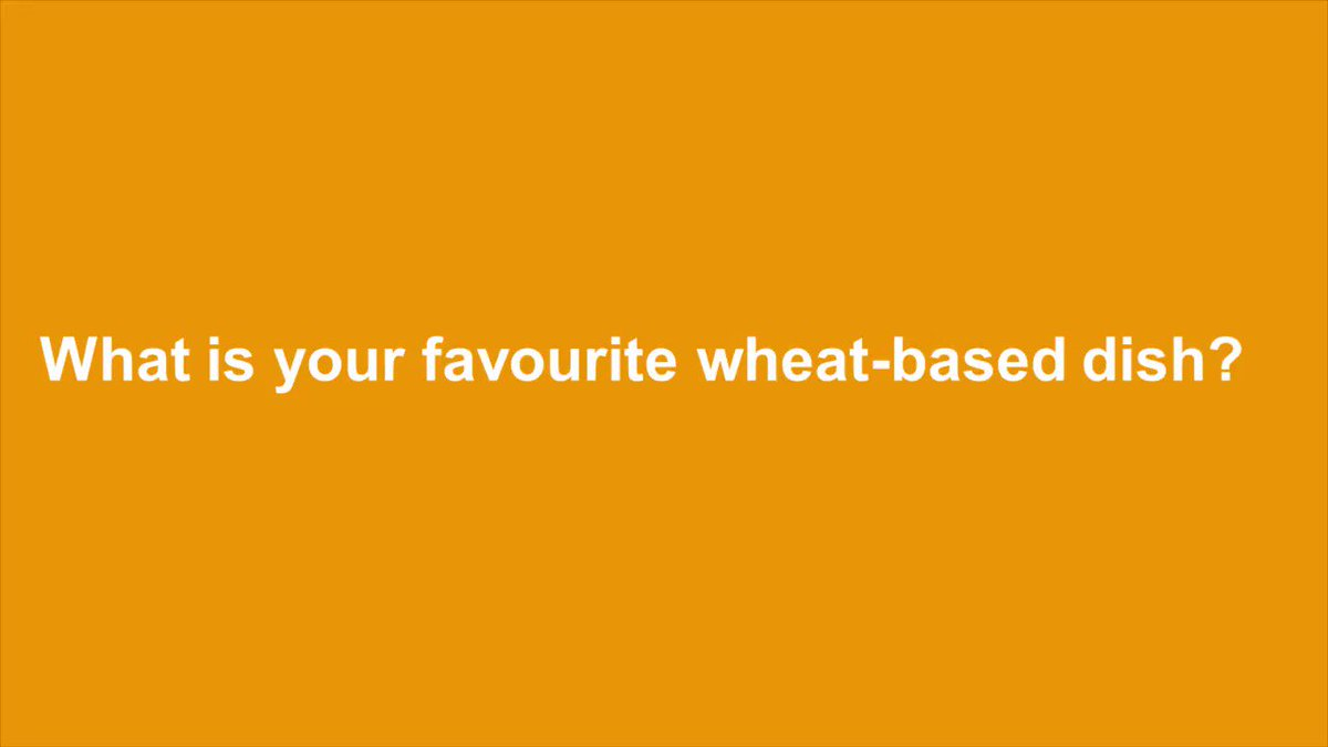 It was a great pleasure to celebrate #wheat together with @sortedfood and our experts in the #field over the last few days! Now we are curious – what's YOUR favourite wheat-based dish? 🍽 Comment and let us know! #SORTEDxBASF #BASFInAg https://t.co/CwHP73evMC
