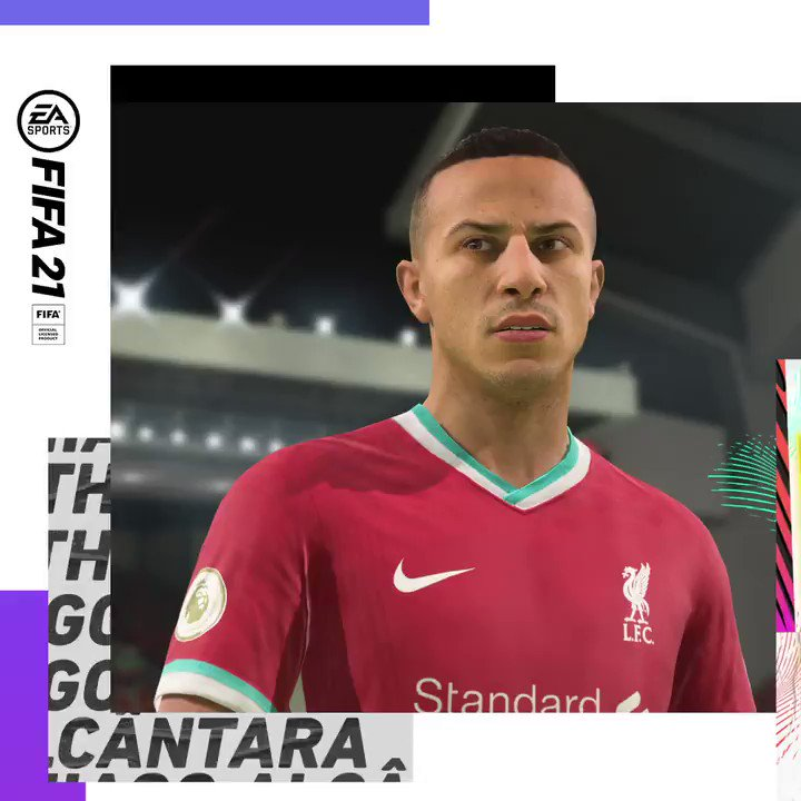 🤩 @Thiago6 is One to Watch 🔥  @EASPORTSFIFA | #FIFA21 https://t.co/SlJ9S2Lfo1