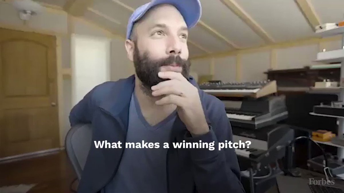 Entrepreneur and musician Jack Conte on what makes for a winning pitch to investors