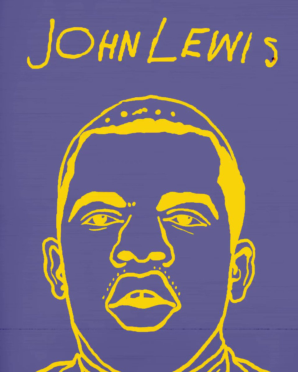 Recommended viewing. John Lewis: Good Trouble. Tonight at 9p est on @CNN