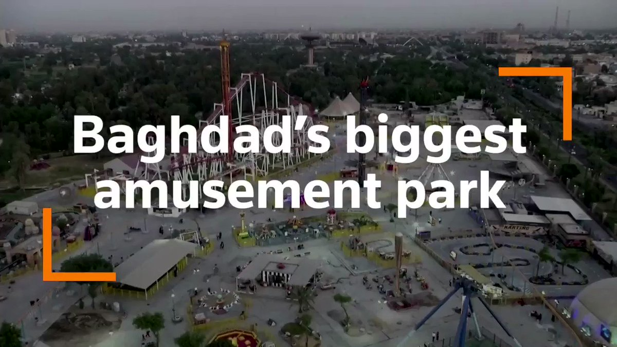 Baghdad's biggest amusement park reopened with new measures in place https://t.co/9UapGCtFlQ
