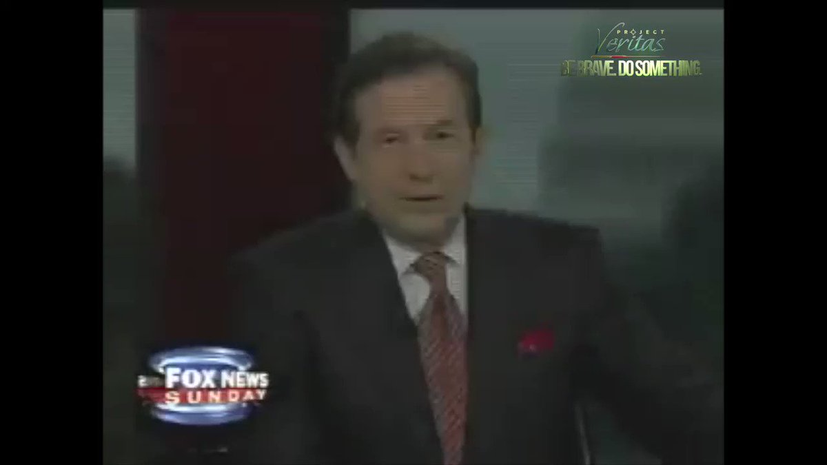 Image for the Tweet beginning: My run-in with Chris Wallace