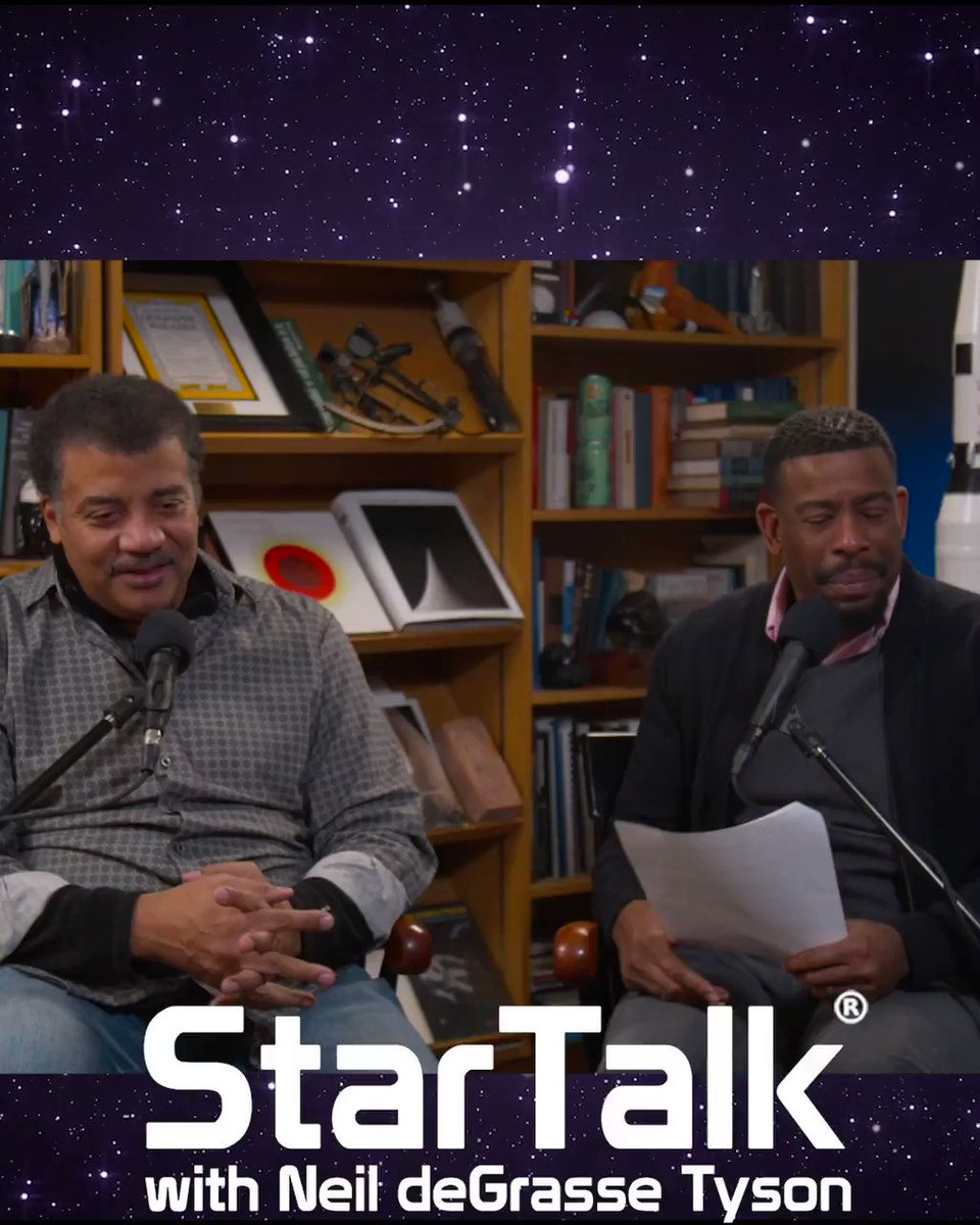 Who has a better origin story: @SpiderMan orrrr...all life in the universe? 🤔  @NeilTyson weighs in.   Let us know what you think below 👇