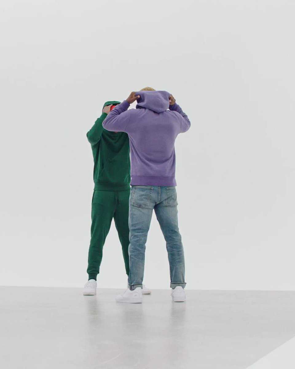 When Lil Buck and Myles Yachts are on set, amazing things happen.  Watch the full video here: https://t.co/aiGqZzAHMY https://t.co/N8R5MubXN5
