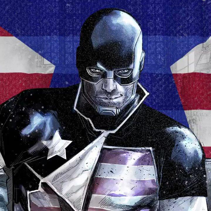 "Replying to @Marvel: He's not Captain America anymore.  ""U.S.Agent"" #1. November 2020. #MarvelComics"
