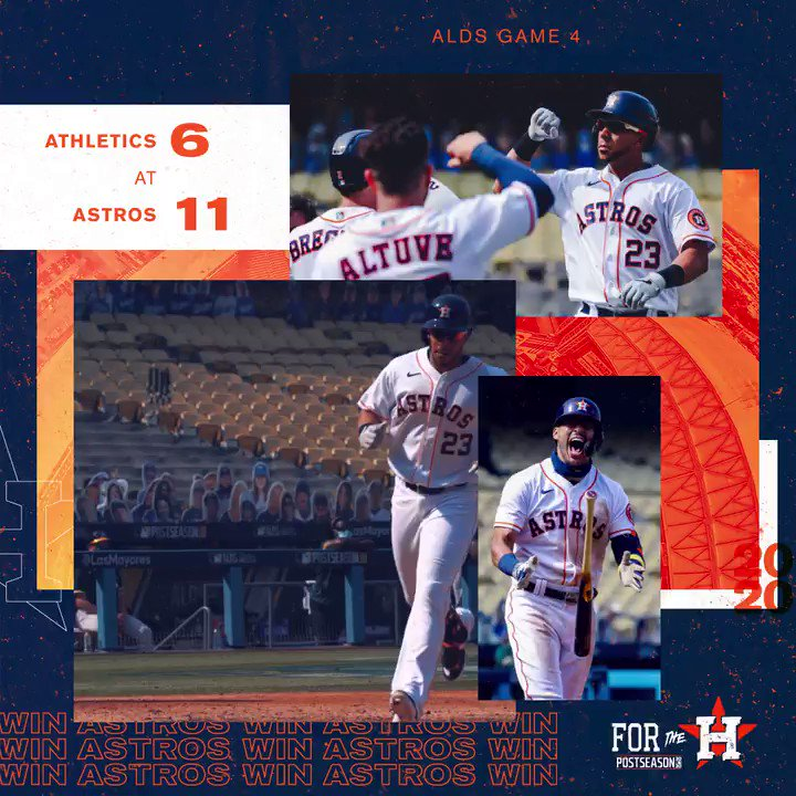 Replying to @astros: Winners. WIN!   #ForTheH