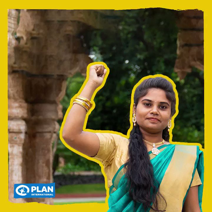 For #InternationalDayOfTheGirl, we are celebrating the powerful voices of girls around the world with @PlanUK. Today we stand with girls to speak out against gender inequality. Together we can change girls' futures for the better ➡️ bit.ly/2GDlvWm #ListenToGirls