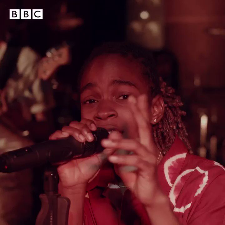 We've got so much love for this @originalkoffee performance 😍  Live from Tuff Gong Studios in Kingston, Jamaica for @BBCLater 🇯🇲