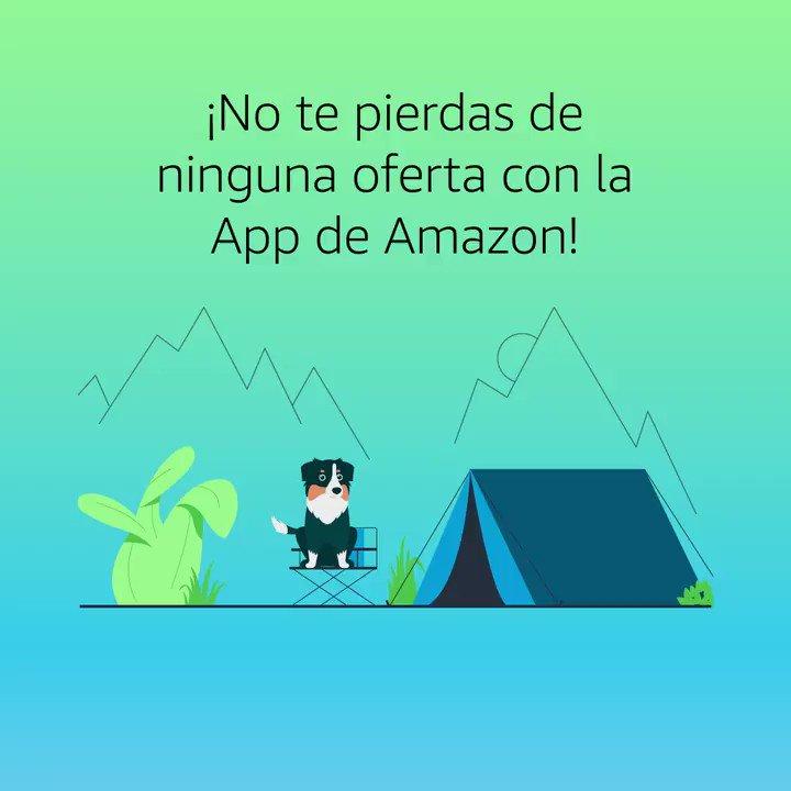 Prepárate para triunfar en Prime Day activando las notificaciones de ofertas en la app de Amazon:
