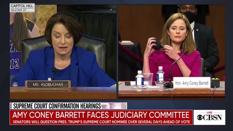 @CBSNews's photo on Senators
