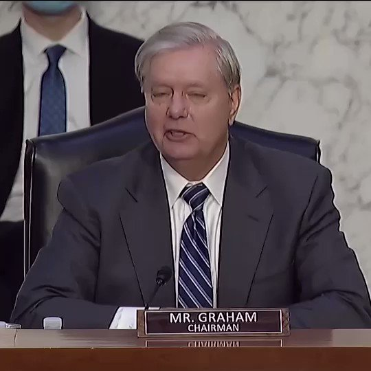 Its not your job to pass judgement on the thoughts and beliefs of Americans is it, as a Supreme Court justice? Sen. Lindsey Graham asks Judge Amy Coney Barrett on Day 3 of Supreme Court confirmation hearings. Amy Coney Barrett: No, it is not. abcn.ws/3lKWec1