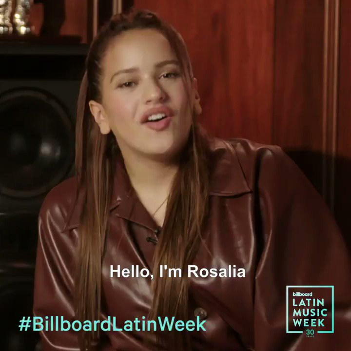 2020 #BillboardLatinWeek starts TOMORROW! Dont miss out on @rosalia and @Pharrells Superstar Q&A and RSVP here: blbrd.cm/UA8MEgk